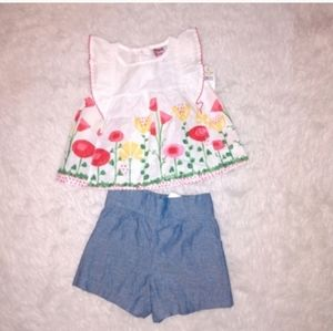 New Spring Outfit Girls 12 month
